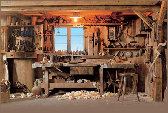 Egy asztalos m hely legfontosabb eszk zei for Laboratorio di garage domestico